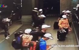 """Khởi tố 5 bị can vụ 149 du khách Việt """"mất tích"""" ở Đài Loan"""