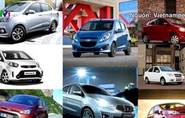 Tháng 5, giá ô tô giảm tới hàng trăm triệu đồng