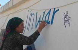 Ngôi làng dành riêng cho nữ giới tại Syria