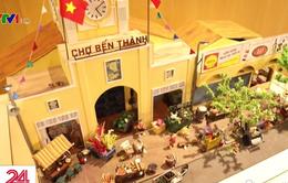 Bảo tàng ký ức - Tái hiện Sài Gòn xưa qua những mô hình thu nhỏ