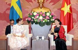 Tăng cường hợp tác Việt Nam - Thụy Điển