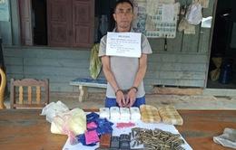 Thanh Hóa: Bắt đối tượng vận chuyển 12.000 viên ma túy tổng hợp