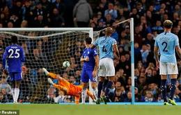 VIDEO Man City 1-0 Leicester City: Cuộc đua vô địch Premier League hãy còn nóng!