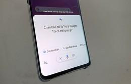 Hướng dẫn kích hoạt Google Assistant tiếng Việt trên smartphone Android