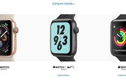 Apple tiếp tục dẫn đầu thị trường thiết bị đeo thông minh