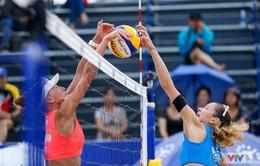 Đài Truyền hình Việt Nam tường thuật trực tiếp Giải bóng chuyền bãi biển nữ thế giới - Tuần Châu Hạ Long 2019