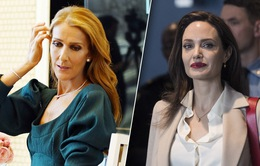 Angelina Jolie từ chối vai diễn trong phim tiểu sử về Celine Dion