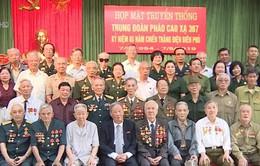 Chiến thắng Điện Biên Phủ qua hồi ức cựu chiến binh
