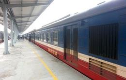 Ngành đường sắt tăng hàng trăm chuyến tàu dịp hè