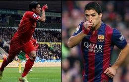 Luis Suarez sẽ không ăn mừng nếu ghi bàn tại Anfield