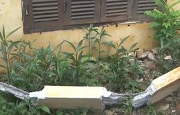 Hòa Bình: Khắc phục hậu quả vụ rơi thanh bê tông làm 1 học sinh thiệt mạng