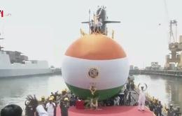 Ấn Độ hạ thủy tàu ngầm tấn công tàng hình
