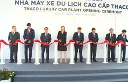 THACO xuất xưởng dòng xe du lịch cao cấp Peugeot Traveller