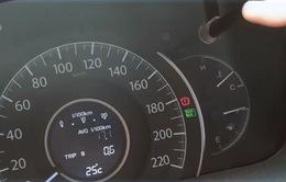 Chạy xe tiết kiệm nhiên liệu – Bạn đã biết cách?