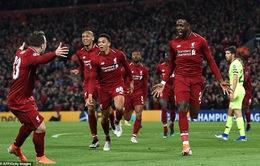 """Liverpool ngược dòng thần thánh trước Barcelona: Nhanh, chậm và """"cái chết"""""""