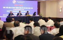 Tổ chức Hội nghị xúc tiến đầu tư vào TP.HCM năm 2019