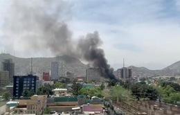 Nổ lớn tại Thủ đô Kabul, Afghanistan