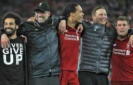 """Liverpool ngược dòng """"điên rồ"""" trước Barca: Chính Jurgen Klopp còn không hiểu nổi!"""