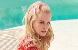 Nicole Kidman: Đi ngủ sớm, thức dậy sớm