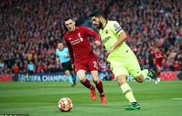 Luis Suarez khiến CĐV Liverpool bất ngờ với chuyện khó tin trong đường hầm