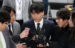 Cảnh sát chính thức đệ trình tòa án xin lệnh bắt giữ Seungri