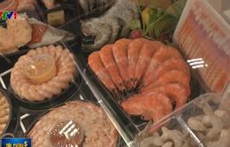 """Hội chợ Thủy sản Brussels: Cơ hội tháo gỡ """"thẻ vàng"""" thủy sản Việt Nam"""