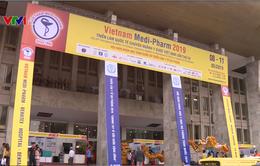 Khai mạc Triển lãm quốc tế chuyên ngành Y dược Việt Nam lần thứ 26