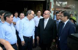 TP.HCM tìm giải pháp quy hoạch, chỉnh trang đô thị khu vực kênh Nhiêu Lộc - Thị Nghè