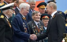 """Tổng thống Putin: """"Nga sẽ tiếp tục tăng cường lực lượng vũ trang"""""""
