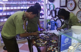 Đà Nẵng: Thu giữ gần 1.300 đồng hồ có dấu hiệu giả mạo