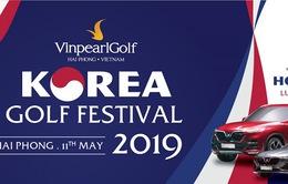 Golf thủ Hàn Quốc hào hứng tới tranh tài tại Vinpearl Golf - Korea Golf Festival 2019