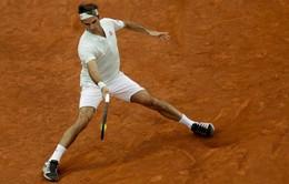 Roger Federer giành chiến thắng thứ 1200 trong sự nghiệp