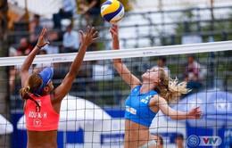 Bóng chuyền: FIVB hoãn 1 phần mùa giải bóng chuyền bãi biển