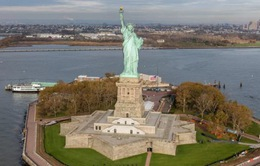 Tượng Nữ thần tự do bị giới hạn tham quan do quá tải du lịch