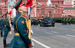 Nga duyệt binh kỷ niệm 74 năm chiến thắng phát xít