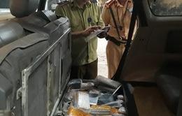 Lạng Sơn thu giữ gần 600 điện thoại iPhone nhập lậu