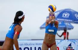 [DIỄN BIẾN] Giải bóng chuyền bãi biển nữ thế giới – Tuần Châu Hạ Long 2019 ngày 9/5