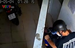 Cô gái trẻ cùng người tình gây ra hàng loạt vụ trộm cắp ở TP.HCM