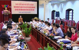 Tiếp tục đẩy mạnh hoạt động của Hội Nhà báo Việt Nam