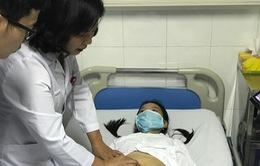 Mới 12 tuổi, bé gái đã mắc u buồng trứng kích thước gần 20cm