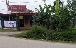 Agribank Phú Thọ bị cướp 500 triệu đồng