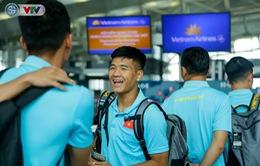 ẢNH: ĐT Việt Nam lên đường sang Thái Lan dự King's Cup 2019