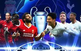 Chung kết UEFA Champions League, Liverpool vs Tottenham: Những điều có thể bạn chưa biết
