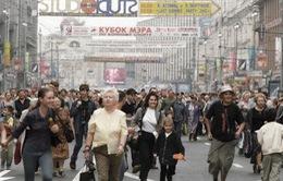 Nga nỗ lực khắc phục tình trạng sụt giảm dân số