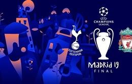 Chung kết UEFA Champions League, Liverpool vs Tottenham và những thống kê thú vị