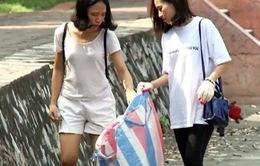 Plogging - Vừa chạy bộ vừa nhặt rác tại Việt Nam