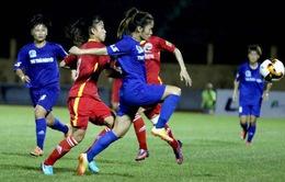 Phong Phú Hà Nam giành thắng lợi ấn tượng trong ngày khai mạc giải bóng đá nữ VĐQG