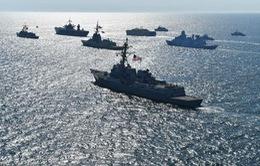 Hơn 8.000 binh sĩ từ 18 nước NATO bắt đầu tập trận ở biển Baltic