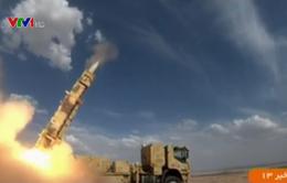 Iran công bố hệ thống phòng thủ mới
