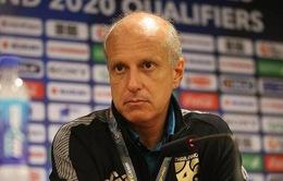 Thất bại trước U23 Singapore, HLV U23 Thái Lan xin từ chức